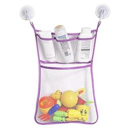 LiPing Bath Toy Organizer – The Perfect Net for Bathtub To