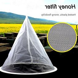 LiPing Beekeeping Beekeeping Honey Strainer Filter Net Honey