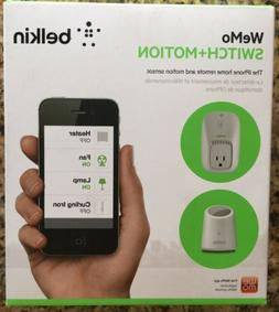 belkin switch motion plug and play home