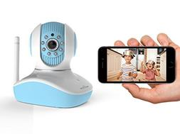 BAYIT HOME AUTOMATION BH1820BL BABY CAM HD720P Blue