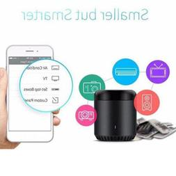 Black smart Home Automation Broadlink RM Mini3WiFi/IR Wirele