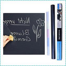 LiPing Blackboard Self Adhesive Chalkboard Wall Stickers-Rem