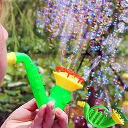LiPing Blowing Toys Bubble Soap Bubble Blower Outdoor Toddle