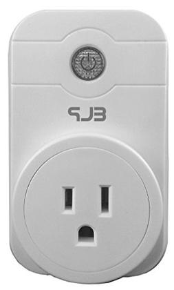 Bluetooth 4.0 Smart Outlet with Energy Meter and Home Automa