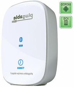 Plugable Bluetooth Controlled AC Power Switch for Home Autom