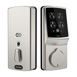 Lockly Bluetooth Keyless Entry Door Smart Lock    Advanced E
