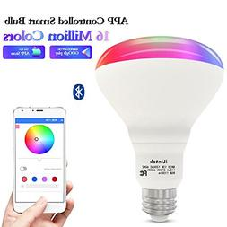 bluetooth smart light bulb ilintek