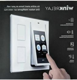 **BRAND NEW** Wink Relay Smart Home Automation Wall Controll