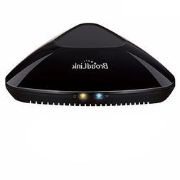 Broadlink RM Pro+ 315/433Mhz IR/RF WiFi Remote Controller Sm