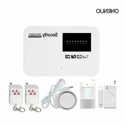 Burgler alarm system/Home alarm system GSM&WIFI alarm system