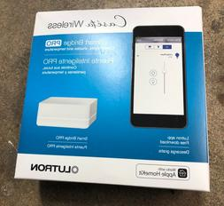 Lutron P-BDGPRO-PKG1W Wireless Dimmer Pro Kit With Smart Bri