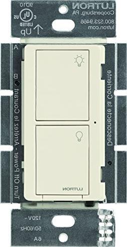 Lutron Caseta Wireless Switch, Multi-Location, In-Wall, Work