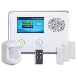 2GIG CNTRL2-KIT5W Go!Control Panel Wireless Alarm Kit