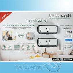 iHome Control Smart Plug iSP5 Apple HomeKit Android Nest Ale