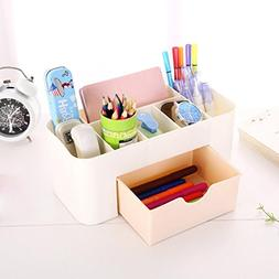LiPing Convenient Saving Space Desktop Comestics Makeup Stor