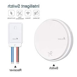 Create 3-way Wireless Remote Control light Switches and Rece