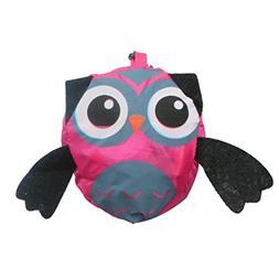 "LiPing Cute Owl 22""x14.5"" Capacity Foldable Reusable Shoppin"