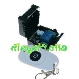 DC 12V 10A relay Wireless RF Remote Control Switch Transmitt