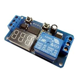Solu LED DC 12V Home Automation Delay Timer Control Switch R