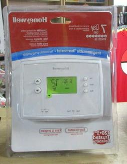Honeywell Digital 7 Day Programmable Thermostat New  RTH2510