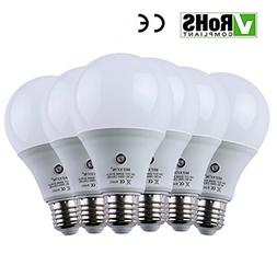 9W Plus Size Bulb, E27 810Lumens LED Dusk to Dawn Sensor Lig