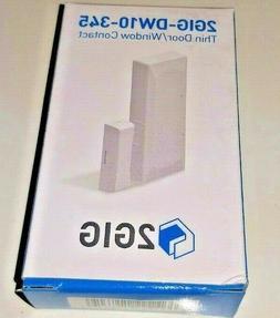 2Gig DW10-345 | Wireless Thin Door/Window Sensor Alarm / Hom