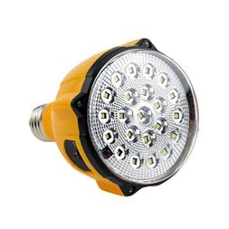 Liping E27 Remote Energy Saving Lamp LED Emergency Lamp with