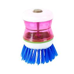 LiPing Easy Use Palm Scrubber Wash Clean Tool Holder Soap Di
