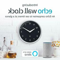 Echo Wall Clock - see timers at a glance - requires compatib