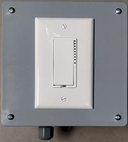 Electric Water Heater Controller Kit , Home Automation Contr