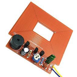 MagiDeal Electronic DIY Metal Detector Kits Unassembled Proj