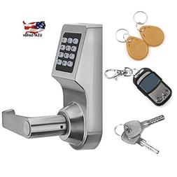 Keyless Electronic Digital Smart Door Lock, Keypad – Smart