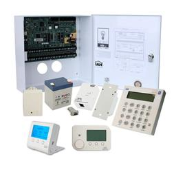 Leviton EMS3 Automation System with CFL/LED Lighting and Zig