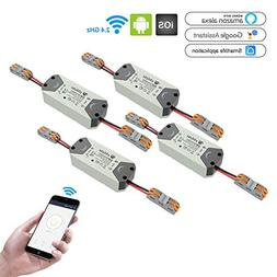 eMylo Smart WiFi Light Switch Wireless Relay Switch Module R