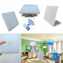Ewelink WIFI Smart Wall Touch Switch Timing APP Home Automat