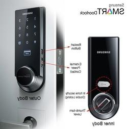 Samsung Ezon SHS-3321 Keyless Smart Universial Deadbolt Digi