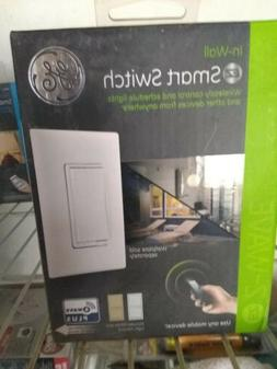 GE Enbrighten Z-Wave Plus Smart Light Switch, On/Off Control