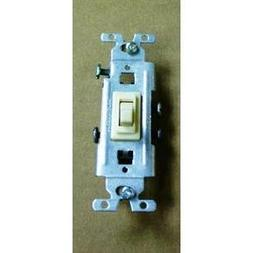 GENERAL ELECTRIC GE5473-2GB/43180-52826 3-WAY LIGHT SWITCH