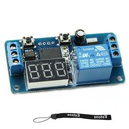 HeroNeo® 12v Home Automation Delay Timer Control Switch Mod