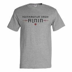 Home Automation Ninja T shirt Funny Tee