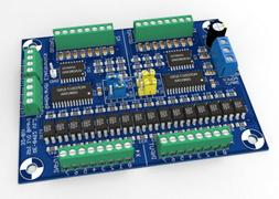 Home Automation – SPI 32Bit DIGITAL I/O Module Domoticz, A