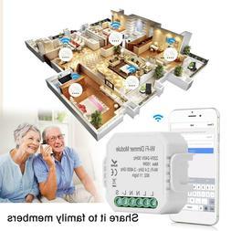 Home Smart WiFi Dimmer Module DIY Automation Module for Alex