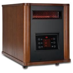 Holmes HRH7403ERE-DM 1500 Watt Infrared Console Heater with
