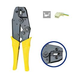 Suyep HS-08FL Ratcheting Wire Crimping Plier Tools for Insul