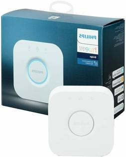 Philips Hue Smart Bridge Hub White Home Automation Light Kit