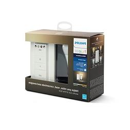 Philips Hue Smart Dimmable LED Smart Light Recipe Kit, 1 Sma