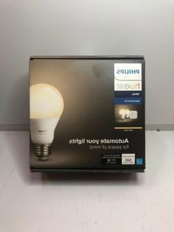 Philips HUE Warm White 2 Bulb Starter Kit