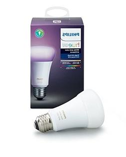 Philips Hue White and Color Ambiance 3rd Generation A19 10W