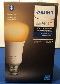 Philips Hue White Ambiance Gen4 Smart LED, BLUETOOTH Control
