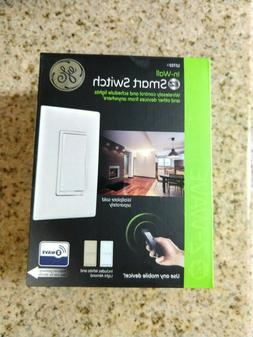In-Wall GE Smart Switch 12722 White or Almond Z-Wave